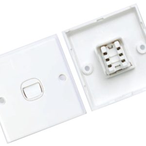 BT Jacks and Wall Plates