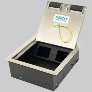 EB9SRB - Esco Floor Box